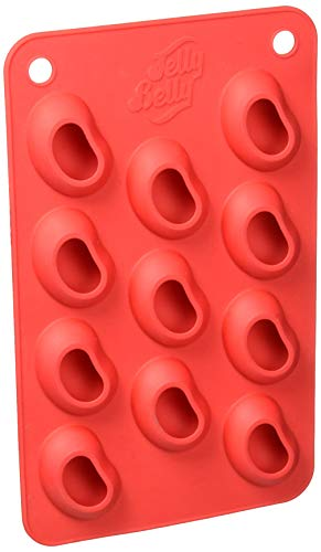 Jelly Belly 18857606-JB Ice Cube Tray, One Size, Multi