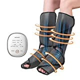 Multifunction Heating Leg Air Pressure Compression Massager for Foot and Calf Circulation Massage,Pain Relief,Improve Circulation,Relax Muscles,Gift for Mom Dad Unisex Adults