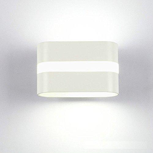 JJZHG Interieur Lampe Classique amélioration de l'habitat Haute qualité LED carrelage Lampe Murale créative Appartement-Style allée Salle Lampe Chaude lumière 16 * 9 * 10 cm Applique Murale
