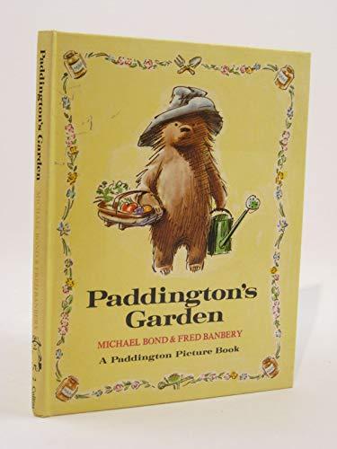 Paddington's Garden (Paddington picture book)の詳細を見る