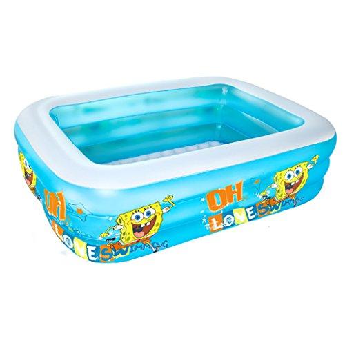 Piscine Gonflable Infantile De Famille De Grande Piscine Marine D'épaississement De Piscine De Boule d'eau