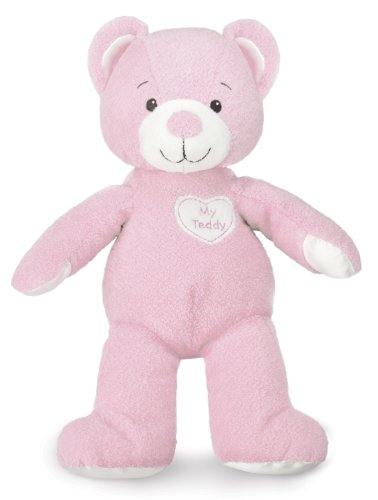 Healthy Baby Asthma and Allergy My Teddy Bear - Pink