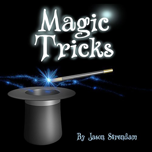Magic Tricks audiobook cover art