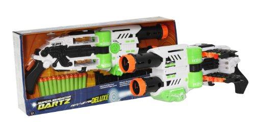Giochi Preziosi-139438 Sldartz Moto Twin-Fire Deluxe, Multicolore, 53.6x25.6x11.4 cm, 139438