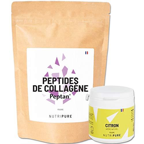 PACK Peptides de collagène Peptan...