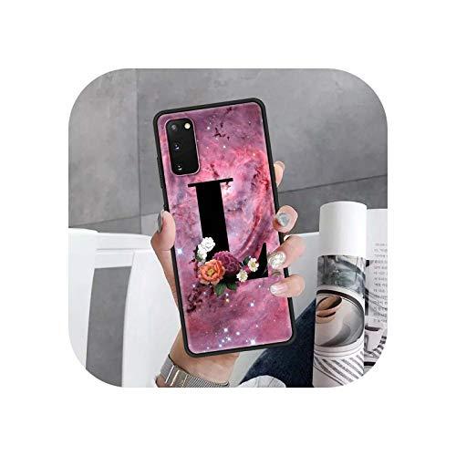 Carcasa para Samsung Galaxy S10, S20, FE, S21, S8, S9 Plus, Note 20, 9, 8, 10 Lite, color negro