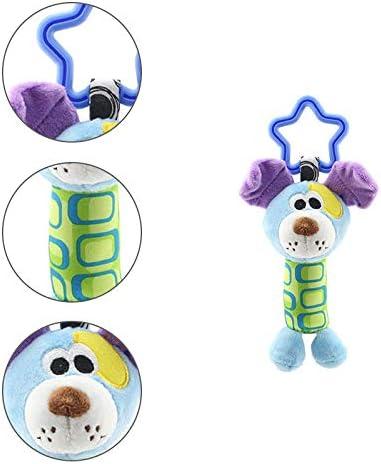 Jingyuu Jouets de B/éb/é Lit Hanging Cribs Buggy Baby D/écorations Forme de Chien