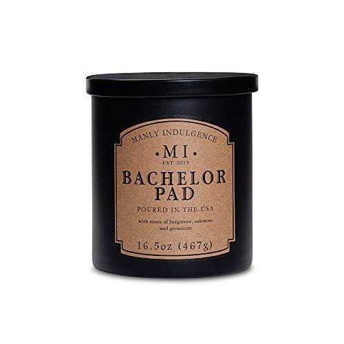 Manly Indulgence Bachelor Pad Jar Candle