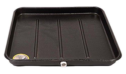 Diversitech 6-2626L Drain Pan, Plastic, 26' x 26', Large