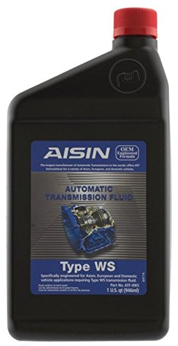 Aisin / Toyota WS World Standard Automatic Transmission Fluid (ATF-0WS)
