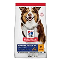 Supports energy level, immunity & organs health in older dogs aged 7 and over Dog food made with a synergistic blend of ingredients to help support energy & activity level Uses balanced minerals for heart & kidney health Made with high-quality protei...