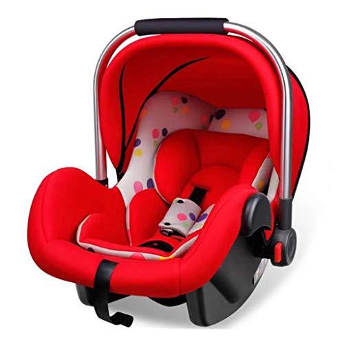 For Sale! Car Seat RENJUN- Infant Anti-Stretch Neck Design Widen The Seat Non-Slip Handle Adjustable...