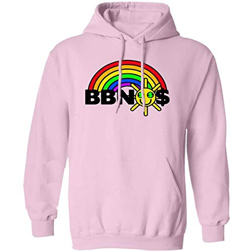 Bbno$ Merch Bbno$-Rainbow Shirt Unisex T-Shirt, Tank Top, Long Sleeve, Sweatshirt, Hoodie