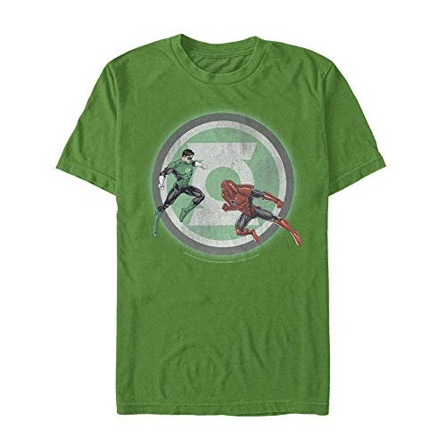 linterna verde camiseta fabricante Warner Bros.