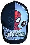Gorra de Spider-Man, color rojo y negro Variante 1. 52