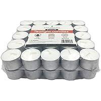 Zan Village Homeware - Velas de té de 8 horas de combustión. 23 g, 100 unidades