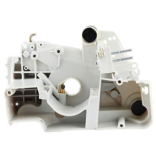 Piezas de repuesto para motosierra del cárter, cárter del motor, carcasa de repuesto para motosierra 017018 MS170 MS180