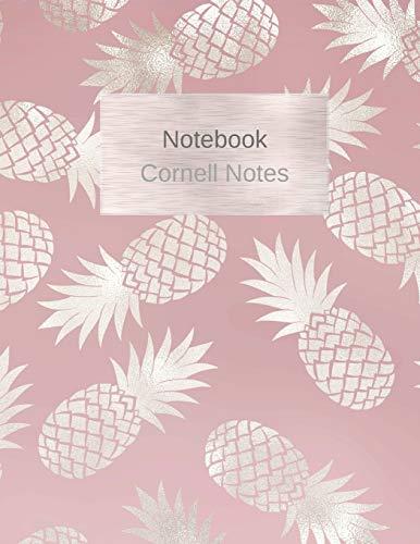 Notebook Cornell Notes: Cornell-System Notizbuch liniert, Journal zum einschreiben