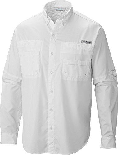 Columbia PFG TamiamiTM II - Camiseta de Manga Larga para Hombre