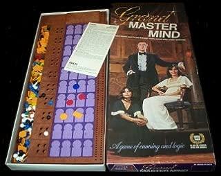 Vintage Grand Mastermind Master Mind Game - 1974