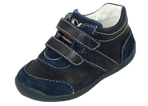 Naturino , Chaussures de ville à lacets pour garçon - Bleu - Blau (Navy-Bleu), 21 EU