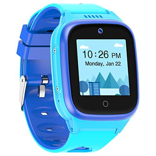 Vowor 4G Smart watch GPS Tracker for Kids