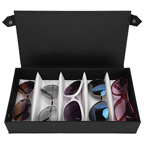 Vitrina de óculos, caixa de óculos em MDF para exibir óculos para lojas ópticas