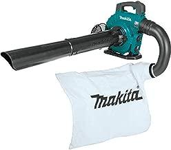 Makita XBU04ZV 36V (18V X2) LXT Brushless Blower with Vacuum Attachment Kit, Tool Only