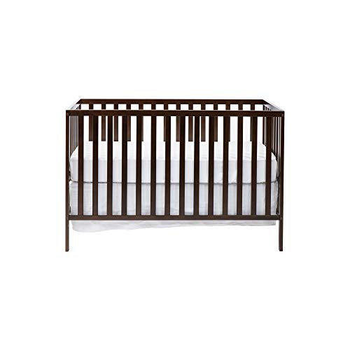 Suite Bebe Palmer 3 in 1 Convertible Crib in an Espresso Finish - Quick Ship