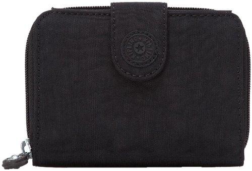 Kipling New Money Deluxe Wallet, Black, One Size