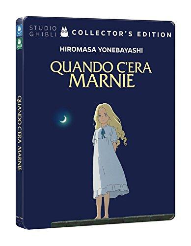 Quando C'Era Marnie - (Steelbook Br+Dvd)