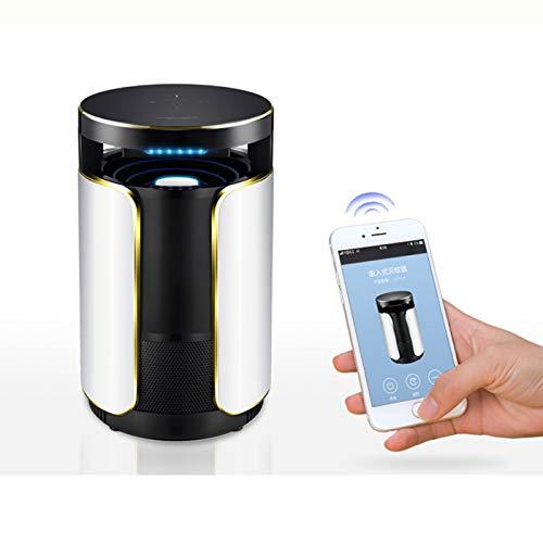 LIANGJING Haushalts-Mückenvernichter Outdoor-Laufwerk 35 dB Laufmückenvernichtung Ungiftig und harmlos (Intelligent WiFi)