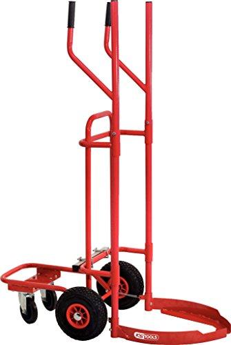 KS Tools 160.0055 Profi-Reifenwagen, Tragkraft max. 150kg