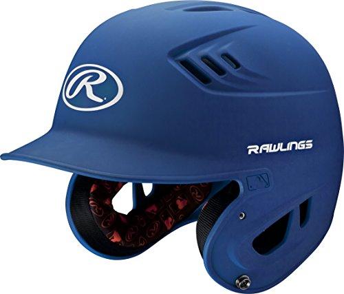 Rawlings R16 - Casco de bateador, color mate - R16M, mayor, Royal