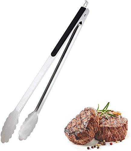 Westmark Pinze da Cucina, Cristallo, Argento, 35 cm