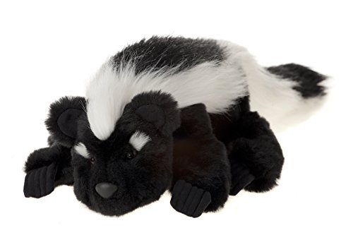 Charlie Bears Cuddly Soft Pongo Skunk Puppet Toy by Charlie Bears