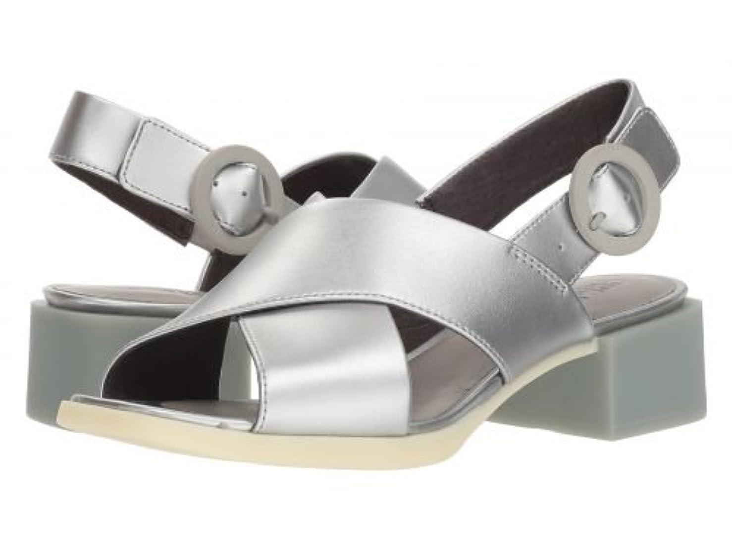 儀式あいまい執着Camper(カンペール) レディース 女性用 シューズ 靴 ヒール Kobo - K200327 - Medium Gray [並行輸入品]