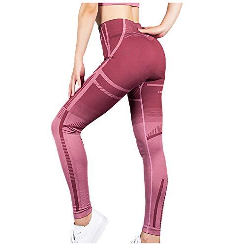 Morran Leggings Mujer Largo Deportivas Leggins Yoga Pantalones para Mujer