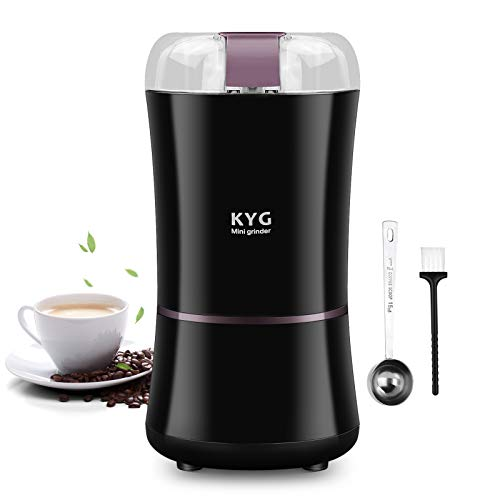 KYG Coffee Grinder 300W Electric...