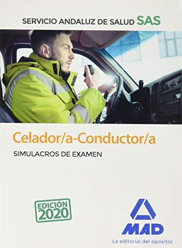 Celador/a-Conductor/a del Servicio Andaluz de Salud. Simulacros de examen