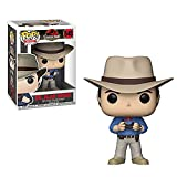 Funko Pop Movie Jurassic Park Dr. Alan Grant Figure Collectible Toy Boy's Toy