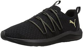 PUMA Women's Prowl Alt Knit Mesh Wn Sneaker, Cordovan-Metallic Gold, Numeric_7 (B06XW1JSYN)   Amazon price tracker / tracking, Amazon price history charts, Amazon price watches, Amazon price drop alerts