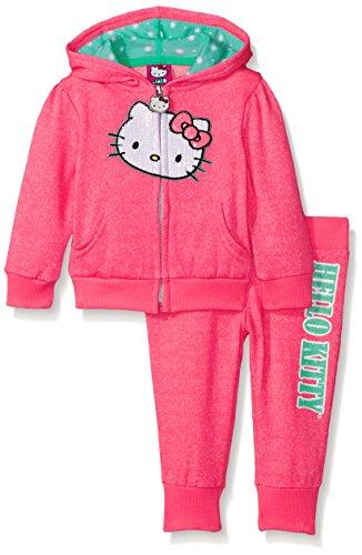 Hello Kitty Conjunto de Pantalones para bebé y niña. Neonerikarosa 12 Meses