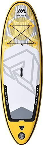 Aqua Marina 05.405.00 Aquamarina Unisex Paddle Board für Jugendliche, bunt, 244 x 71 x 10 cm, Multi coloures, 244cm x 71cm x 10cm 8'0