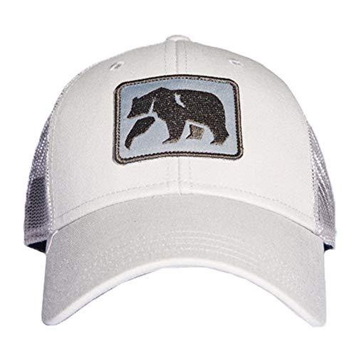 The Normal Brand Dano Trucker Cap (Grey)