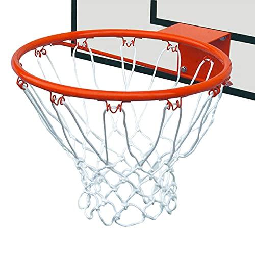 COR SPORT, Red Nylon Basket Blanco, 4510