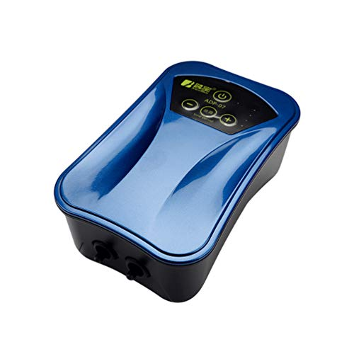 POPETPOP- 7l / min Aquarium USB luftpumpe wiederaufladbare sauerstoff Kompressor Aquarium fischteich belüfter Kompressor