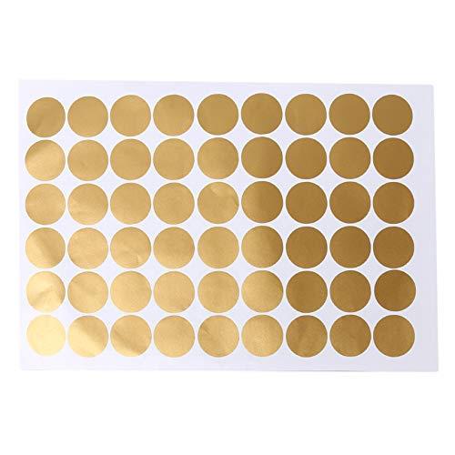 Lightblue Calcomanías de Vinilo para Pared con círculos de Puntos para habitación...