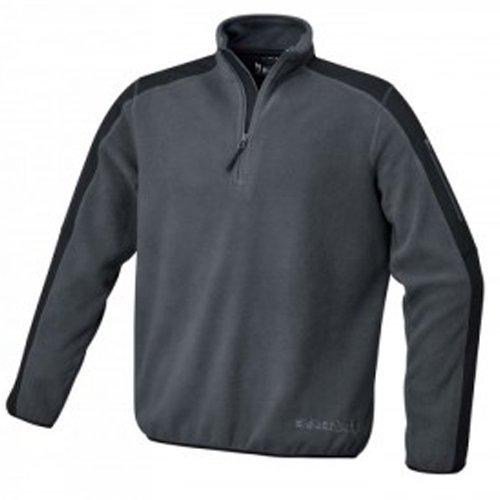 Beta 076320004 7632G/ XL Fleece trui met Polyester Inzet - Grijs