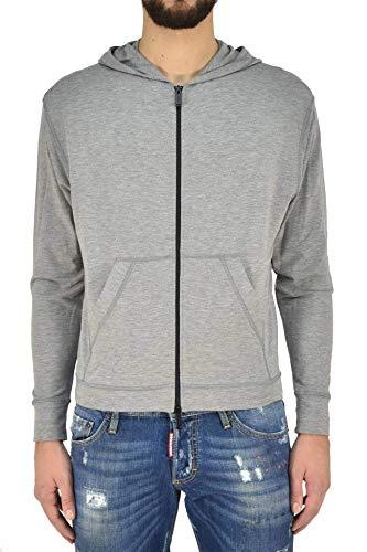Dsquared2 Sweatshirt Ondergoed Man Grijs Mannen - Maat: M - Kleur: Grijs - Nieuw